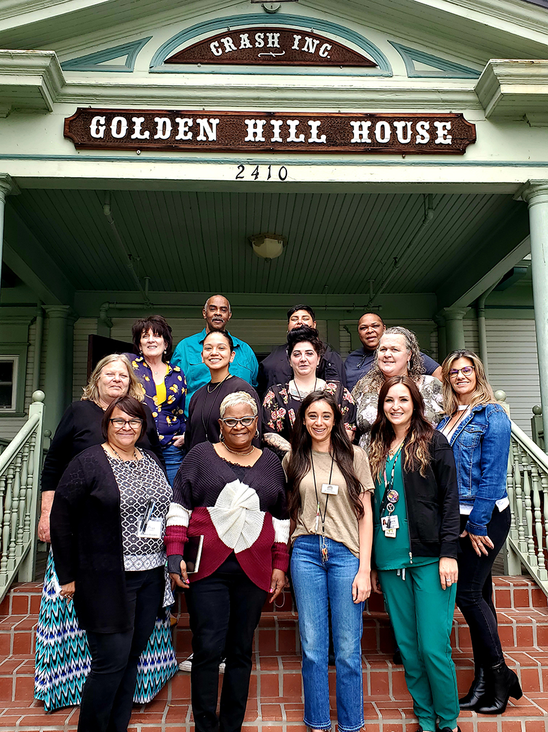 photo of golden hill house I Staff