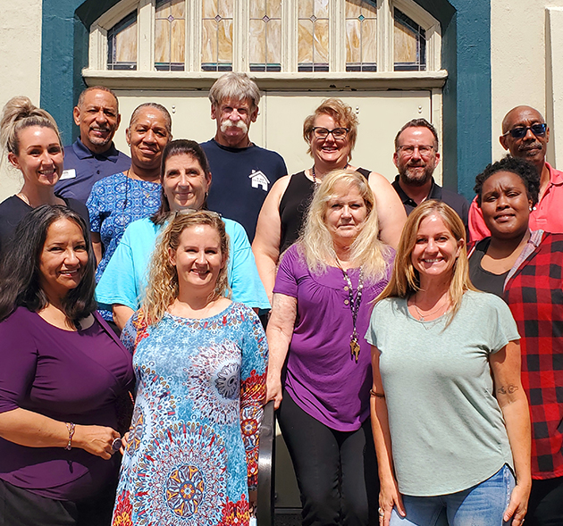 Picture of Golden Hill House II Staff